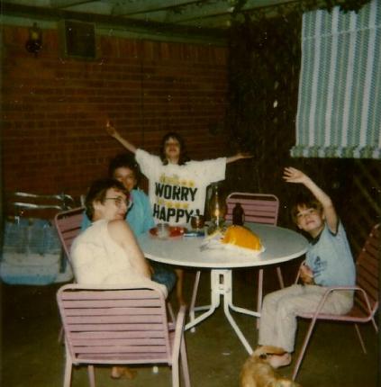1989 Gore Backyard
