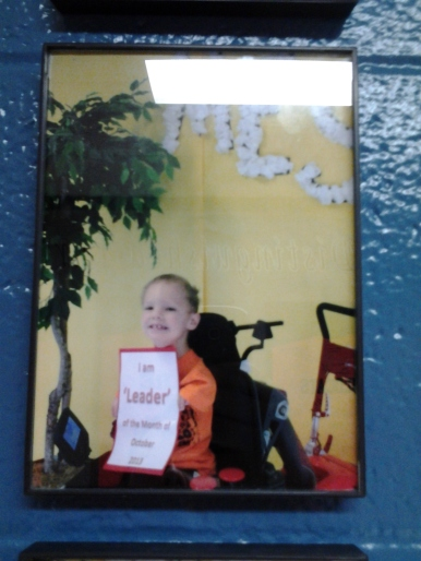 Drew Leader of the Month October 2013