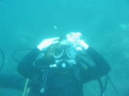 50 feet under
