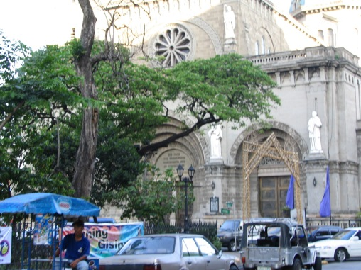 intramuros church