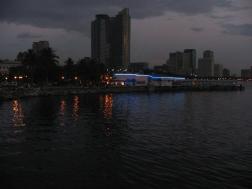 Manila night sky