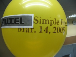 misspelled balloon