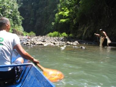 Pagsanjan canoe trip