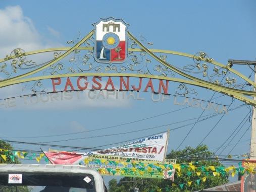 Pagsanjan entry