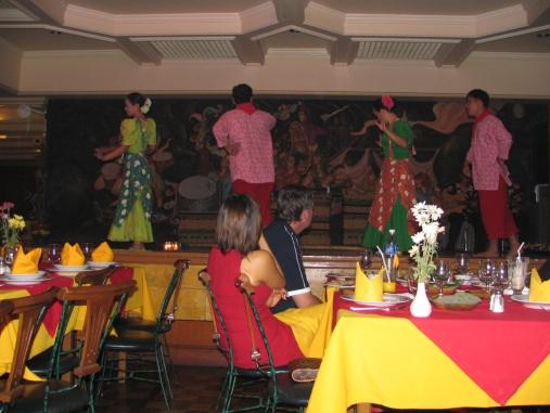 Zamboanga dancers
