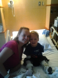 June 11, 2014 - Tonsillectomy at Vanderbilt